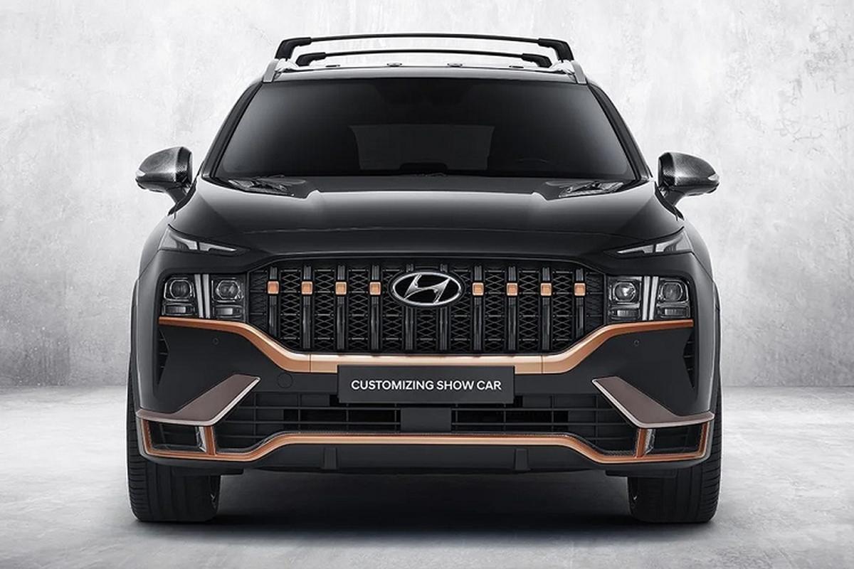 Hyundai SantaFe 2021 ham ho hon voi goi do N-Performance-Hinh-3