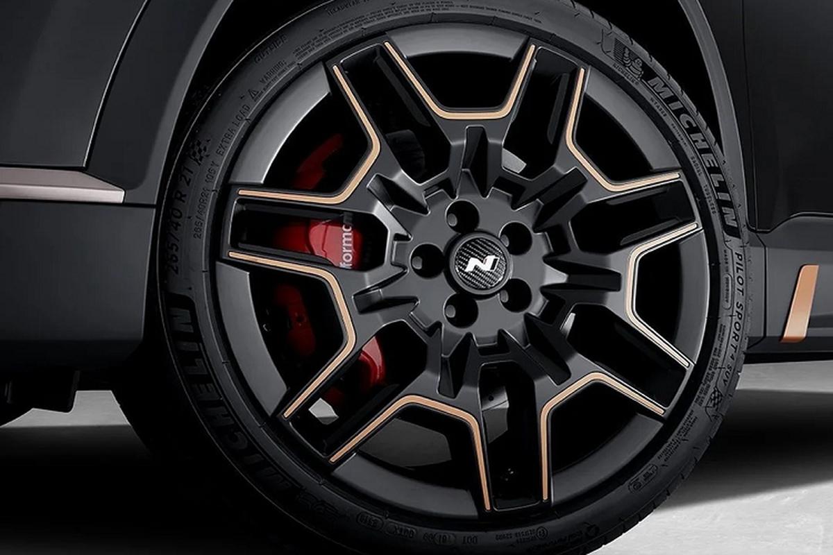 Hyundai SantaFe 2021 ham ho hon voi goi do N-Performance-Hinh-6