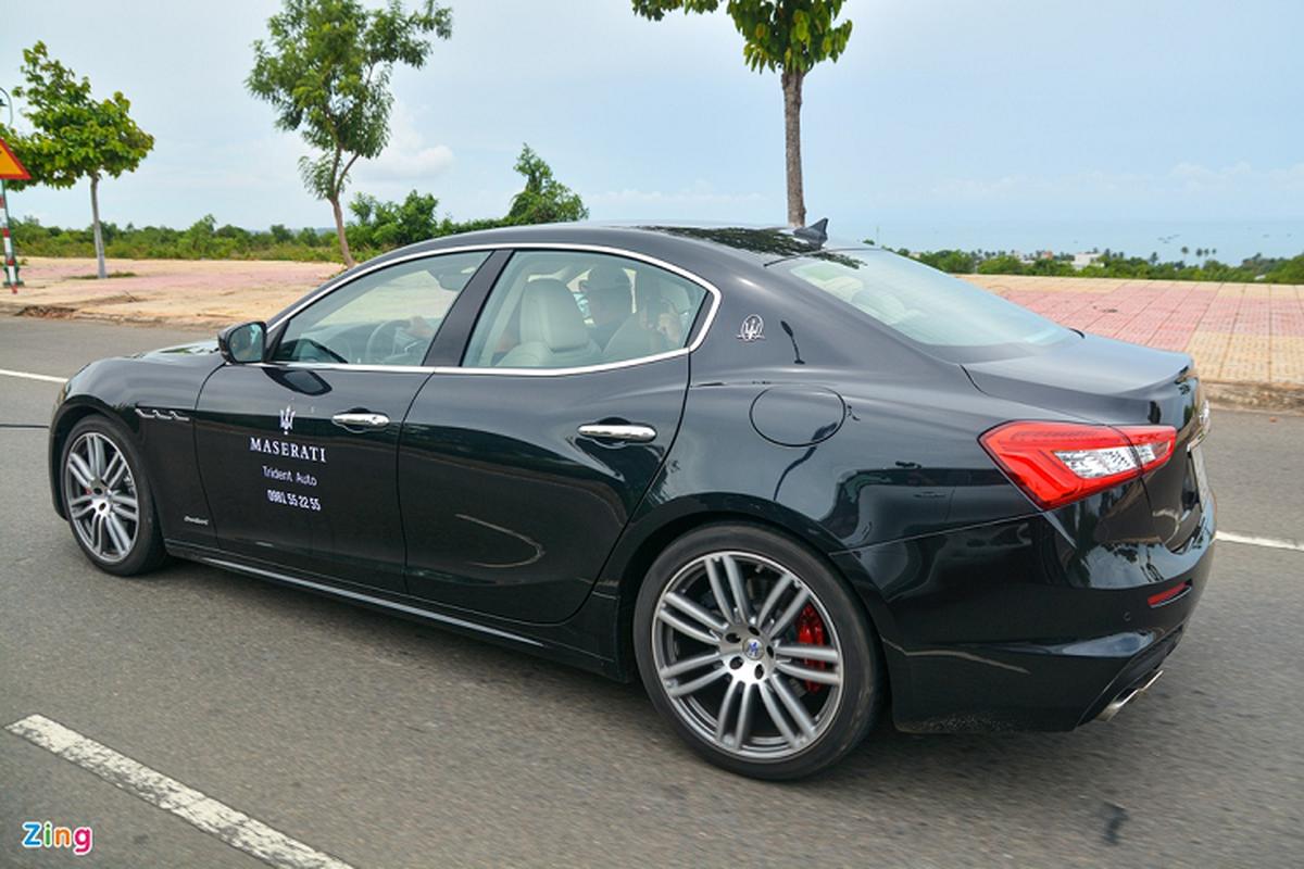 Can canh Maserati Ghibli tu 5,69 ty dong tai Viet Nam-Hinh-13
