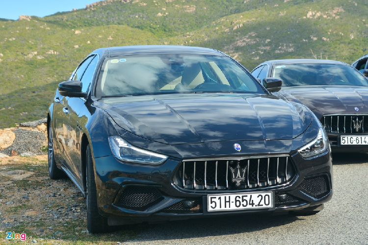 Can canh Maserati Ghibli tu 5,69 ty dong tai Viet Nam-Hinh-3