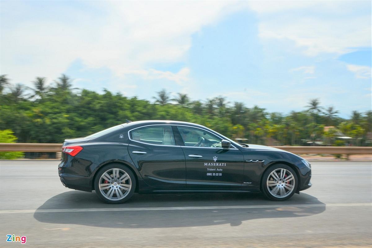 Can canh Maserati Ghibli tu 5,69 ty dong tai Viet Nam-Hinh-4