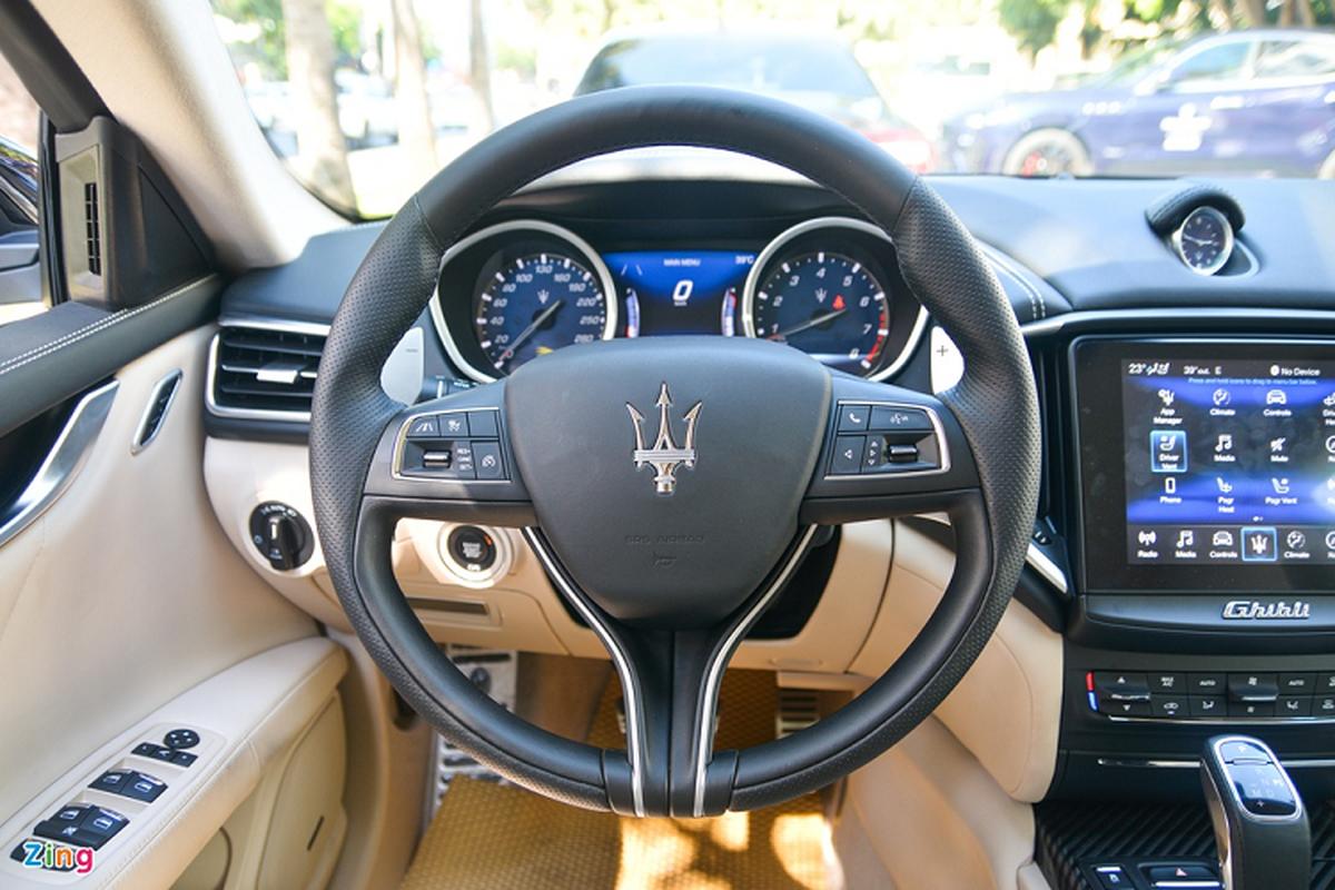 Can canh Maserati Ghibli tu 5,69 ty dong tai Viet Nam-Hinh-7
