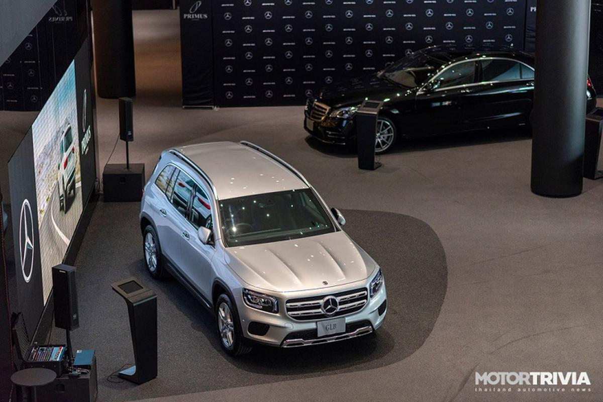 Mercedes-Benz GLB tu 2,1 ty dong tai Thai, sap ve Viet Nam-Hinh-14