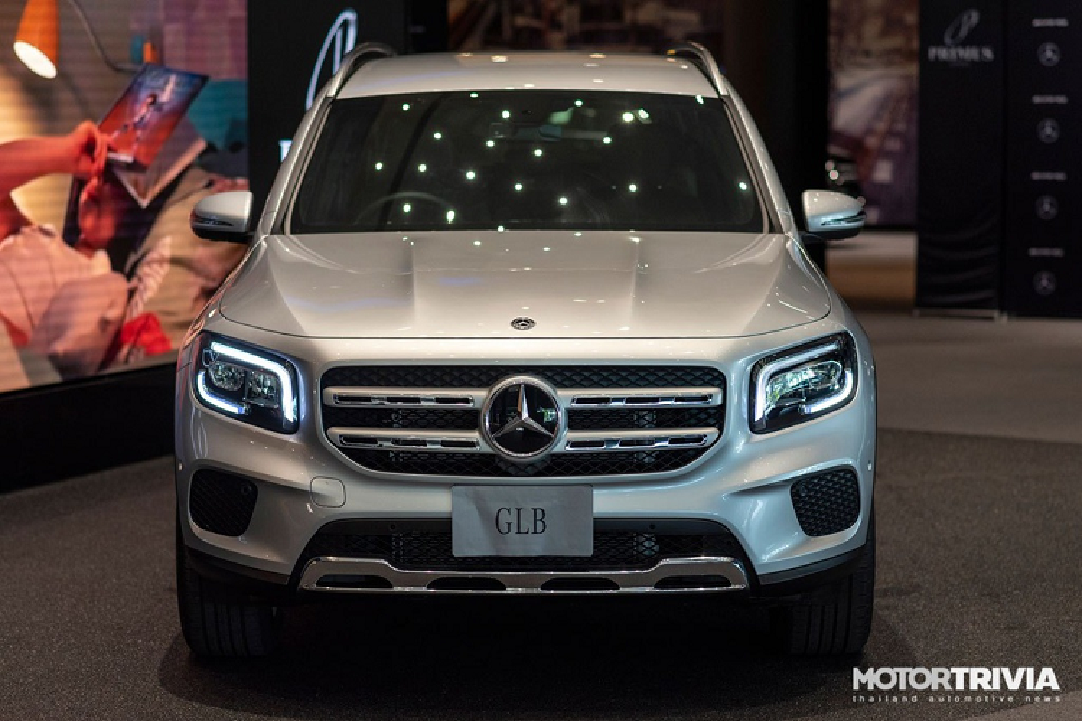 Mercedes-Benz GLB tu 2,1 ty dong tai Thai, sap ve Viet Nam-Hinh-2