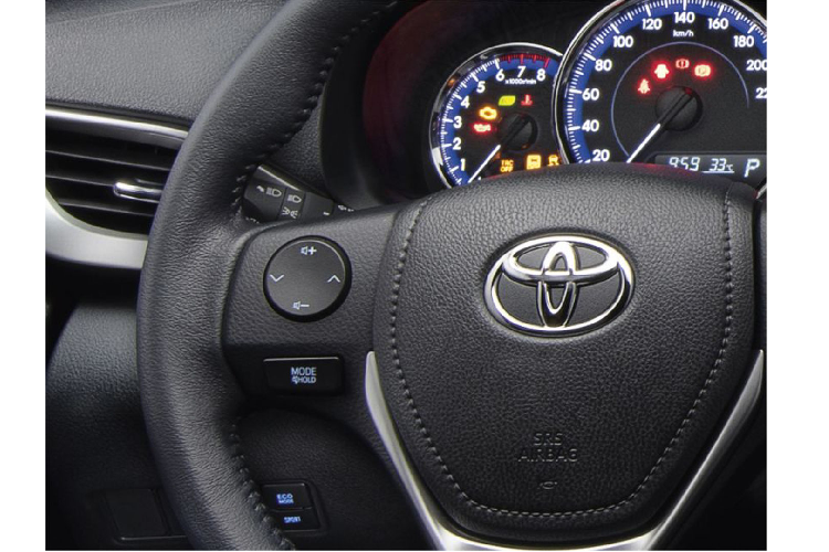 Toyota Vios 2020 mang