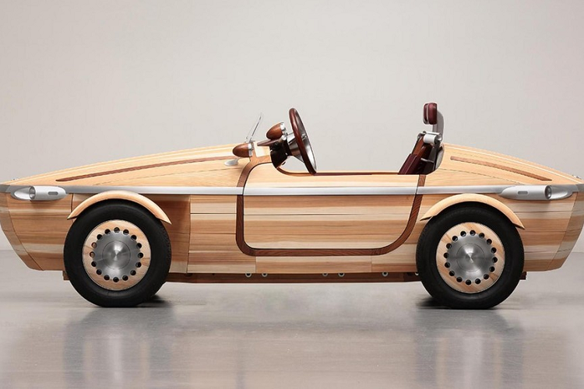 Toyota Setsuna, xe concept