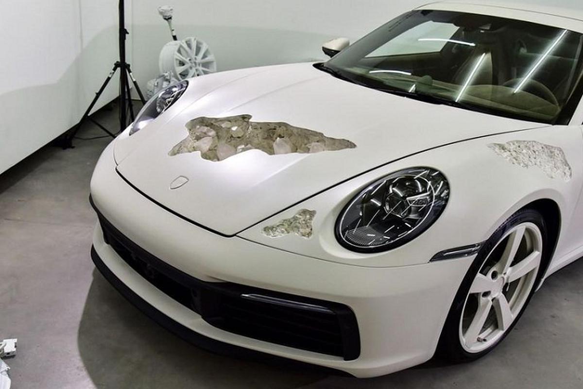 """Porsche 911 Carrera 4S trang tri pha le kieu """"an mon"""" doc dao-Hinh-3"""
