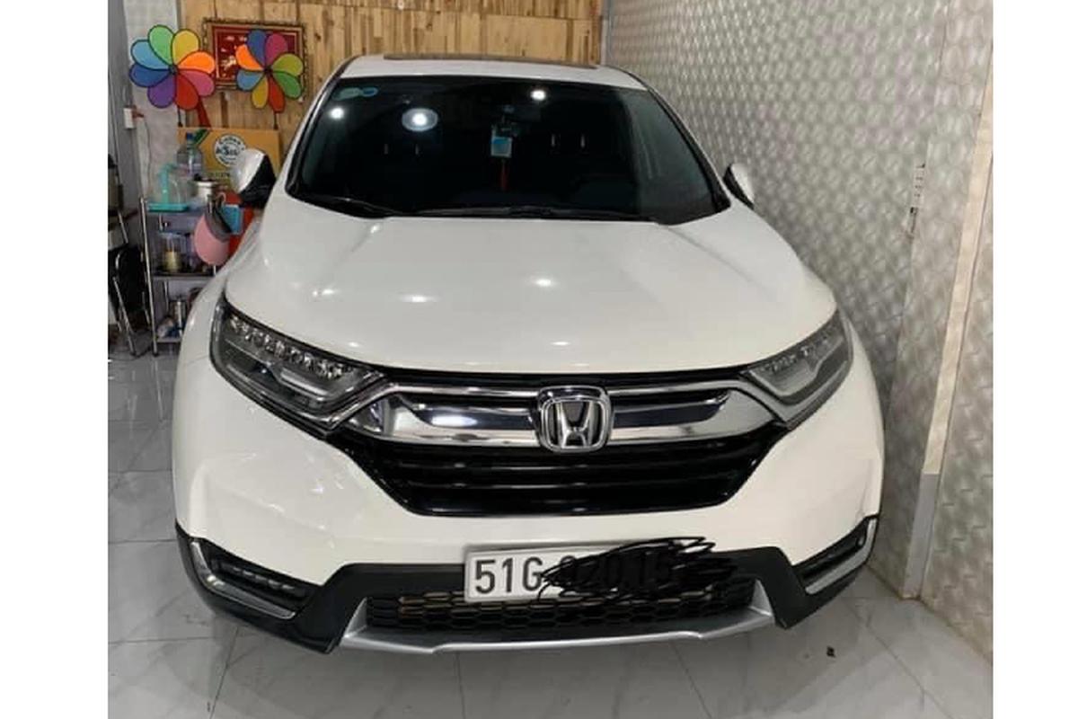 Honda CR-V co phai dong xe CUV giu gia nhat Viet Nam?-Hinh-2