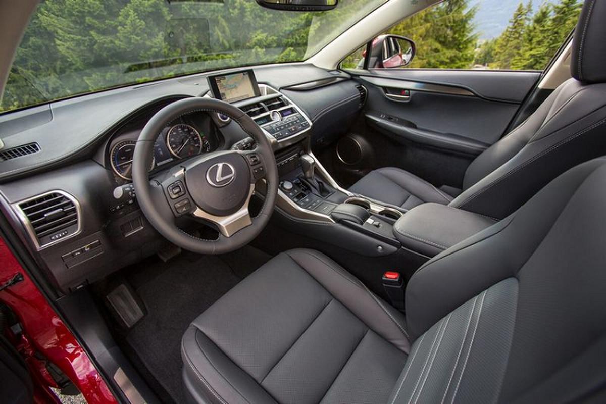 Lexus NX 2021 tang gia tri nho nhieu trang bi bo sung-Hinh-3