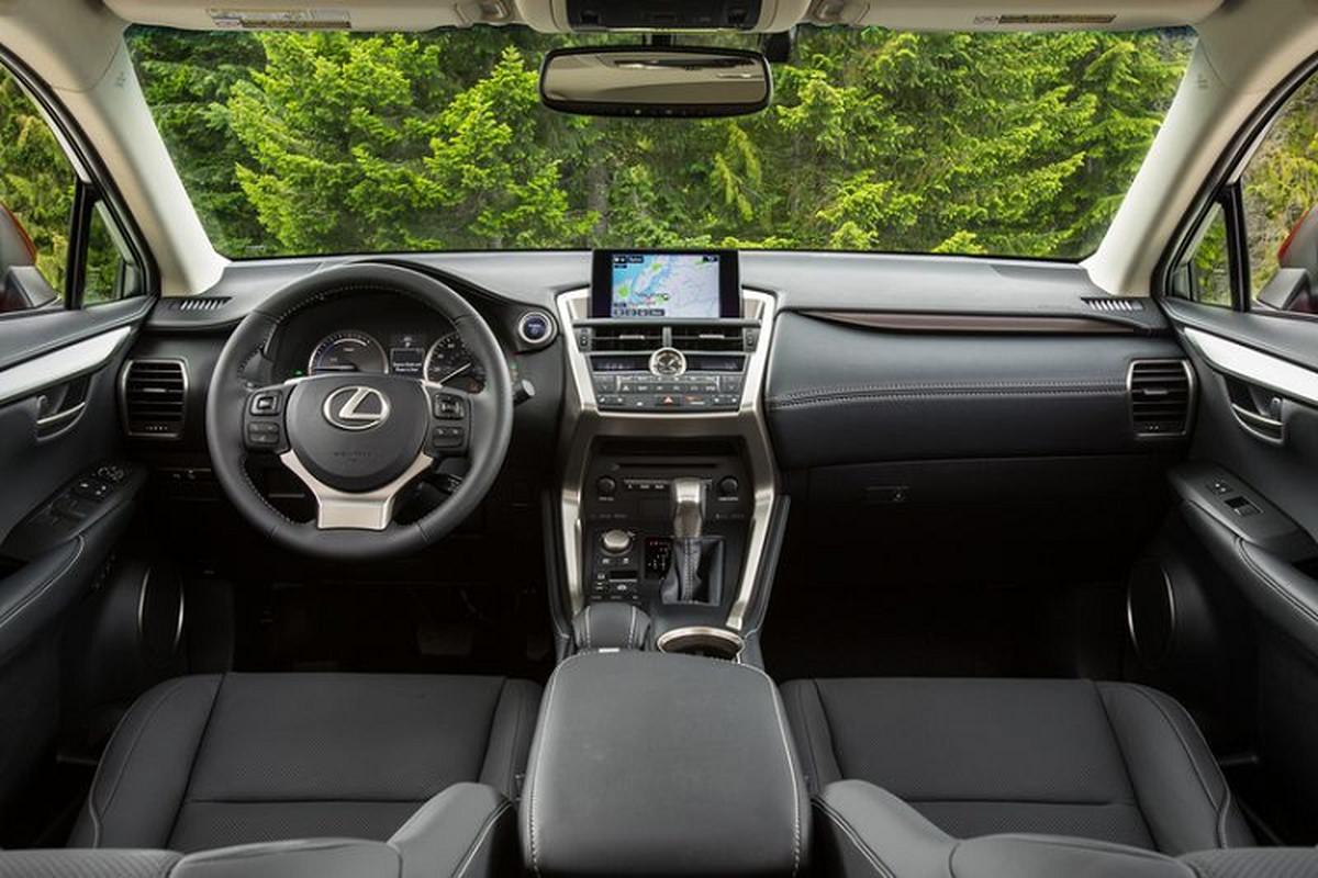 Lexus NX 2021 tang gia tri nho nhieu trang bi bo sung-Hinh-4