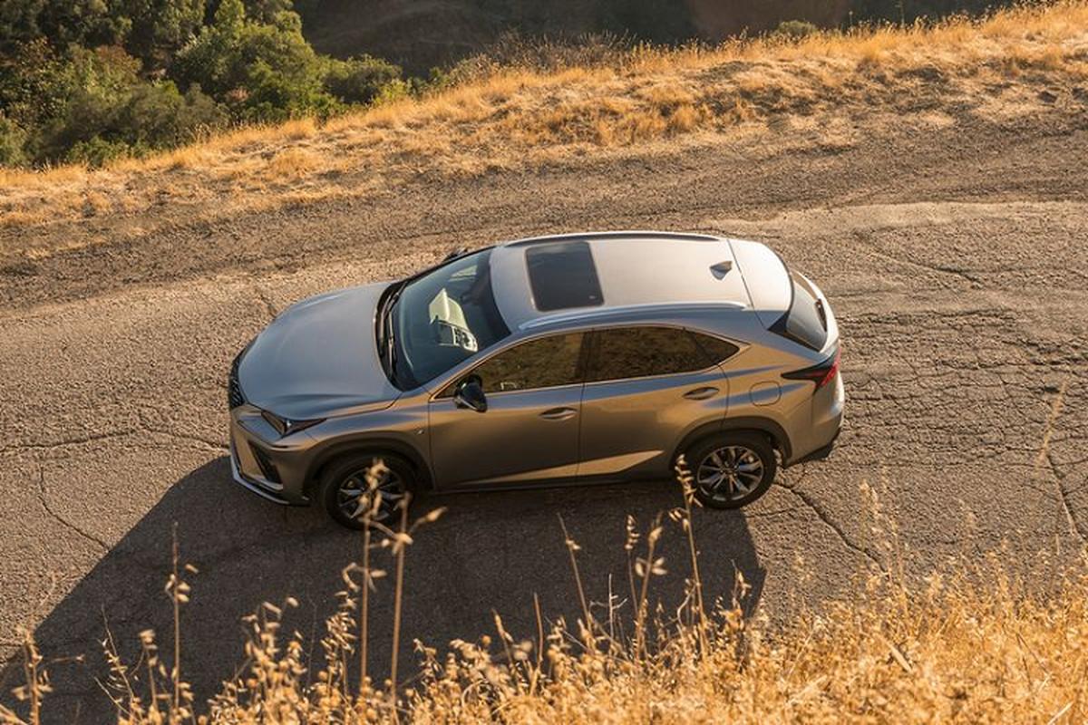 Lexus NX 2021 tang gia tri nho nhieu trang bi bo sung-Hinh-5