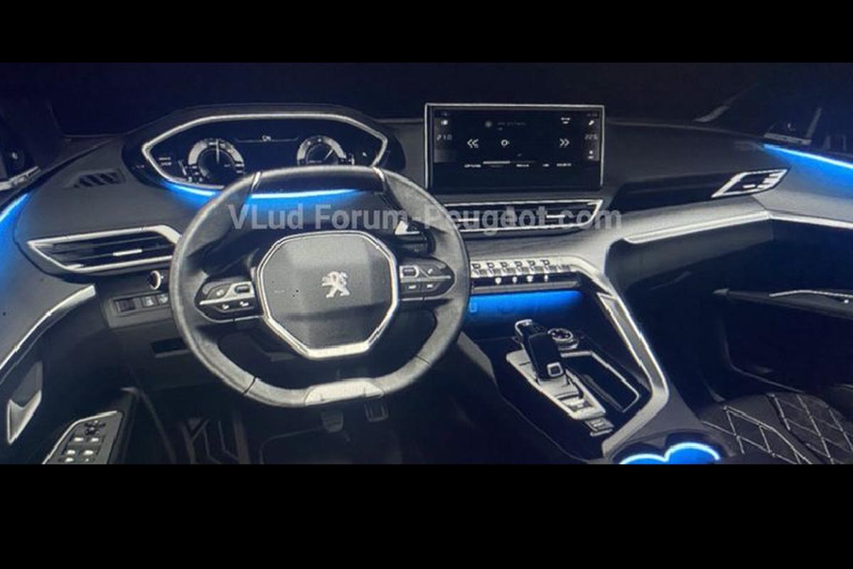 Ro ri dien mao chinh thuc cua Peugeot 3008 2021 moi-Hinh-4