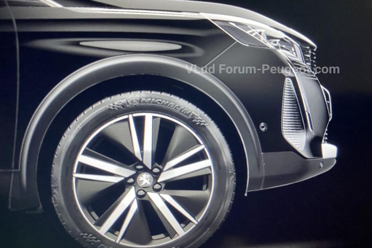 Ro ri dien mao chinh thuc cua Peugeot 3008 2021 moi-Hinh-5