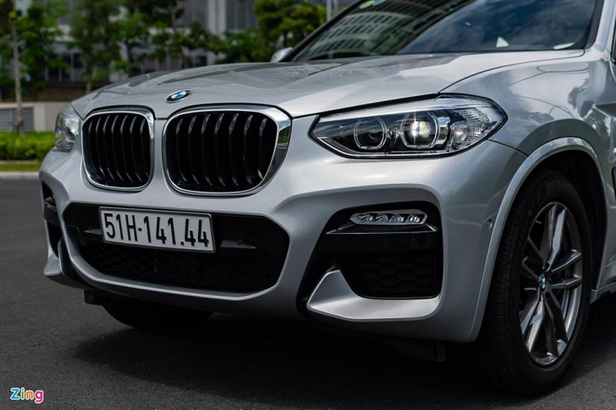 Chi tiet BMW X3 xDrive30i M Sport