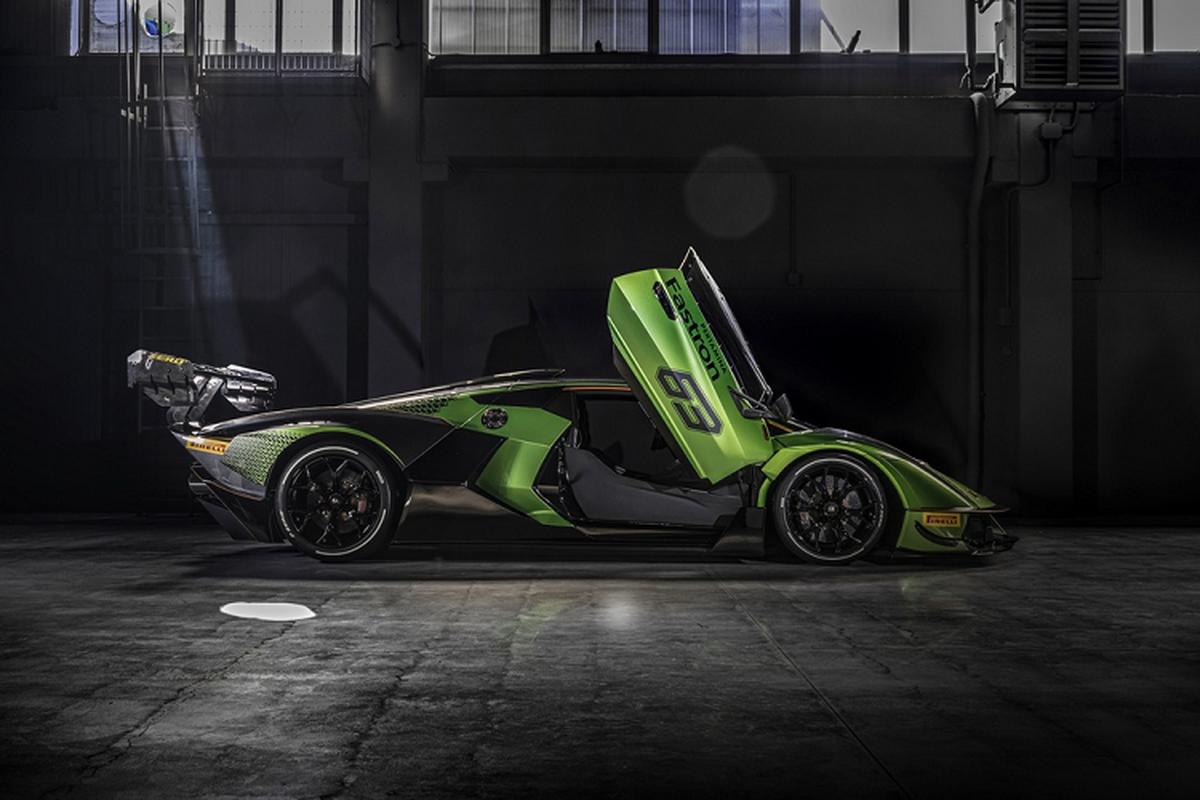 Lamborghini Essenza SCV12 manh 818 ma luc, gioi han 40 chiec-Hinh-7