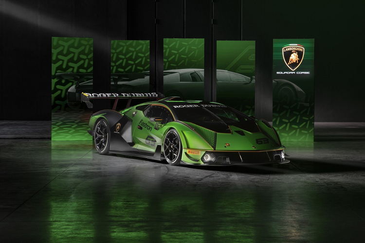 Lamborghini Essenza SCV12 manh 818 ma luc, gioi han 40 chiec