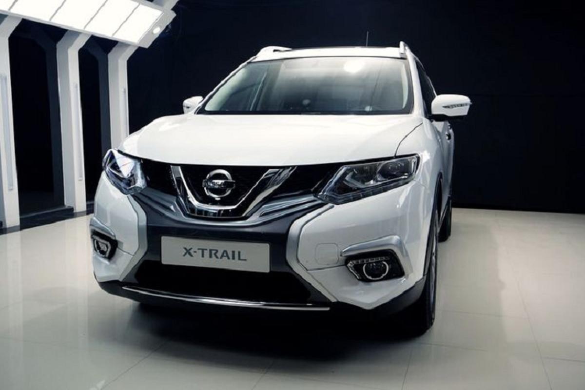 Can canh Nissan X-Trail V-Series 2020 tu 913 trieu tai Viet Nam