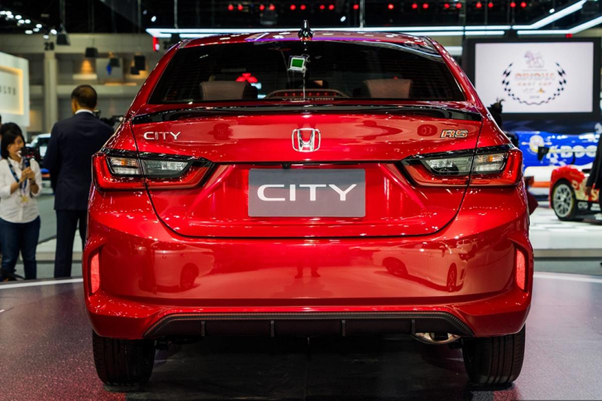 Honda City 2020 sap ve Viet Nam