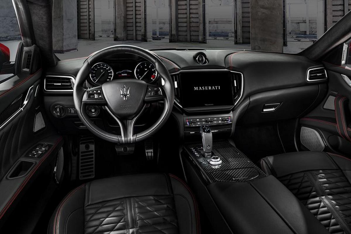 Ghibli va Quattroporte phien ban Trofeo manh nhat nha Maserati-Hinh-5