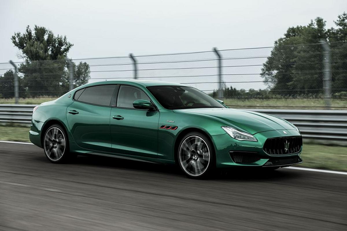 Ghibli va Quattroporte phien ban Trofeo manh nhat nha Maserati-Hinh-8