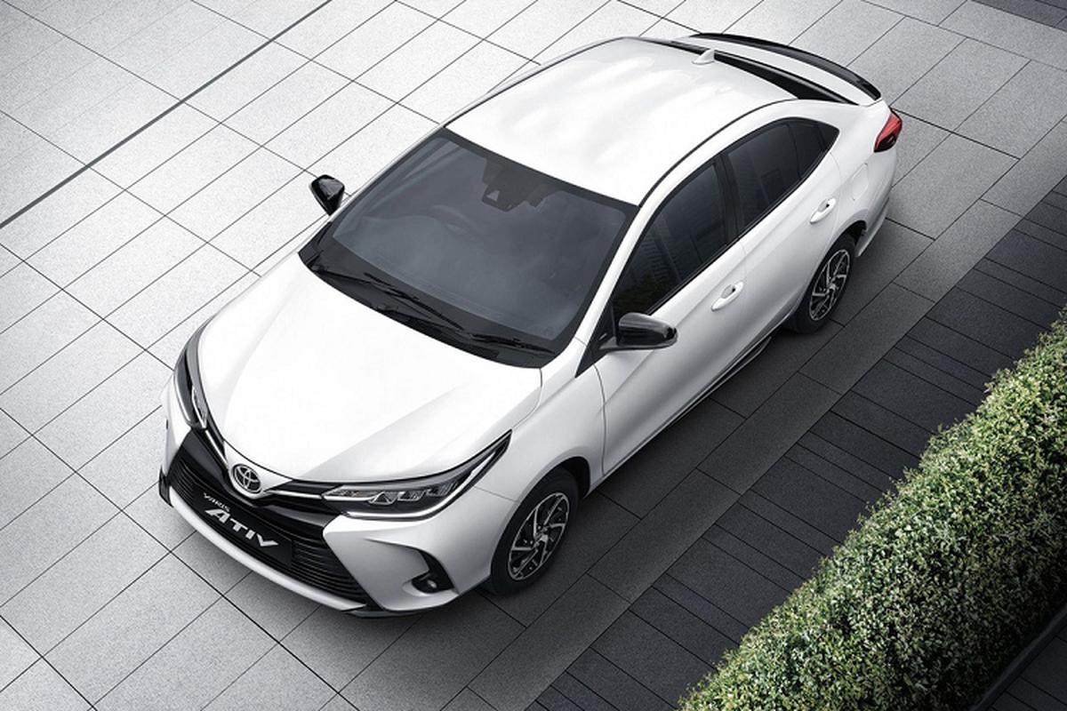 Toyota Yaris 2021 tu 400 trieu dong tai Thai, sap ve Viet Nam?-Hinh-10