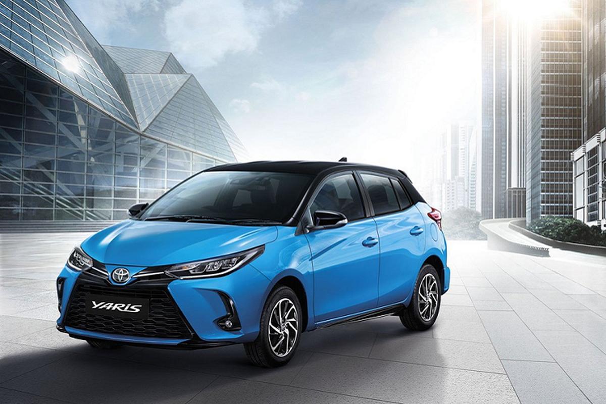 Toyota Yaris 2021 tu 400 trieu dong tai Thai, sap ve Viet Nam?-Hinh-3