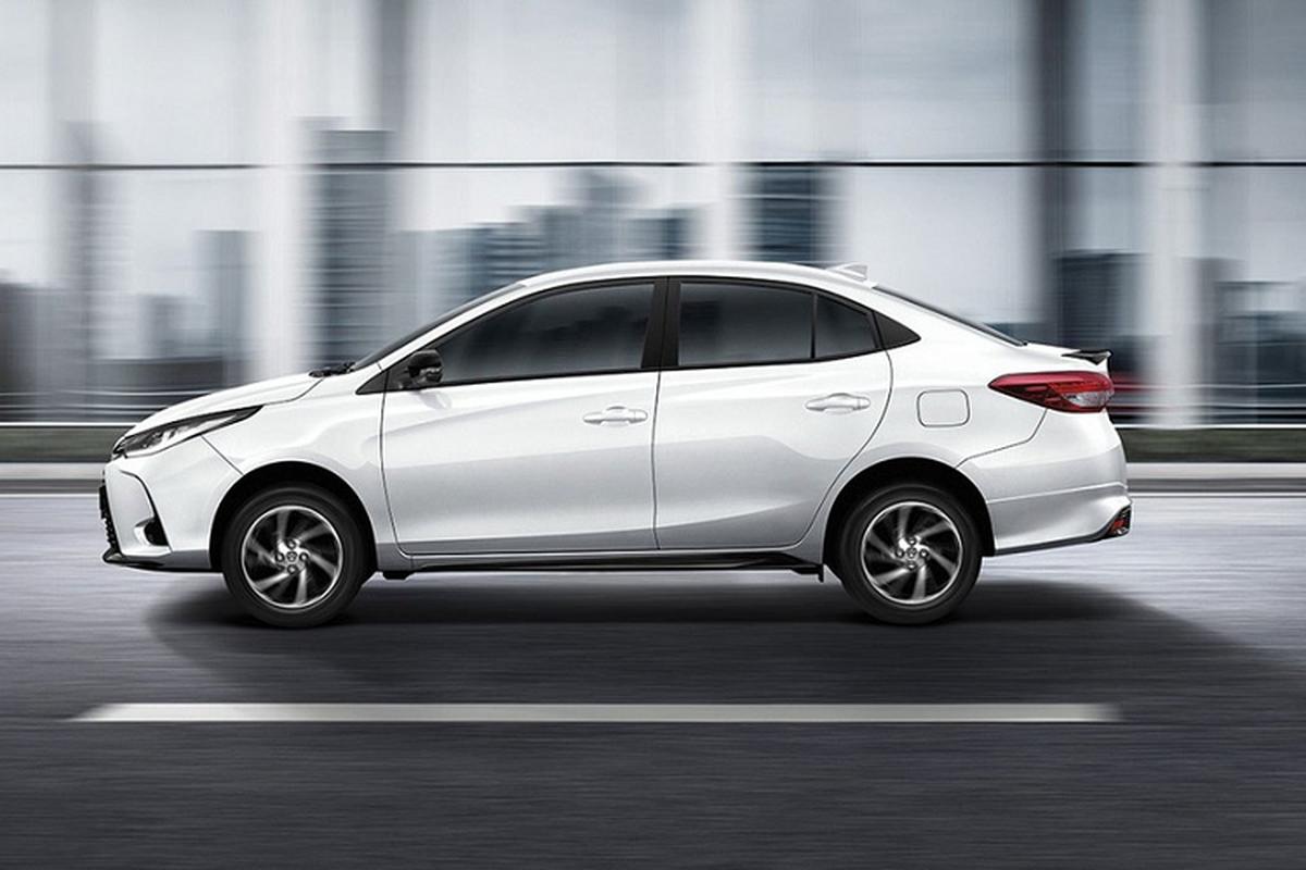 Toyota Yaris 2021 tu 400 trieu dong tai Thai, sap ve Viet Nam?-Hinh-7