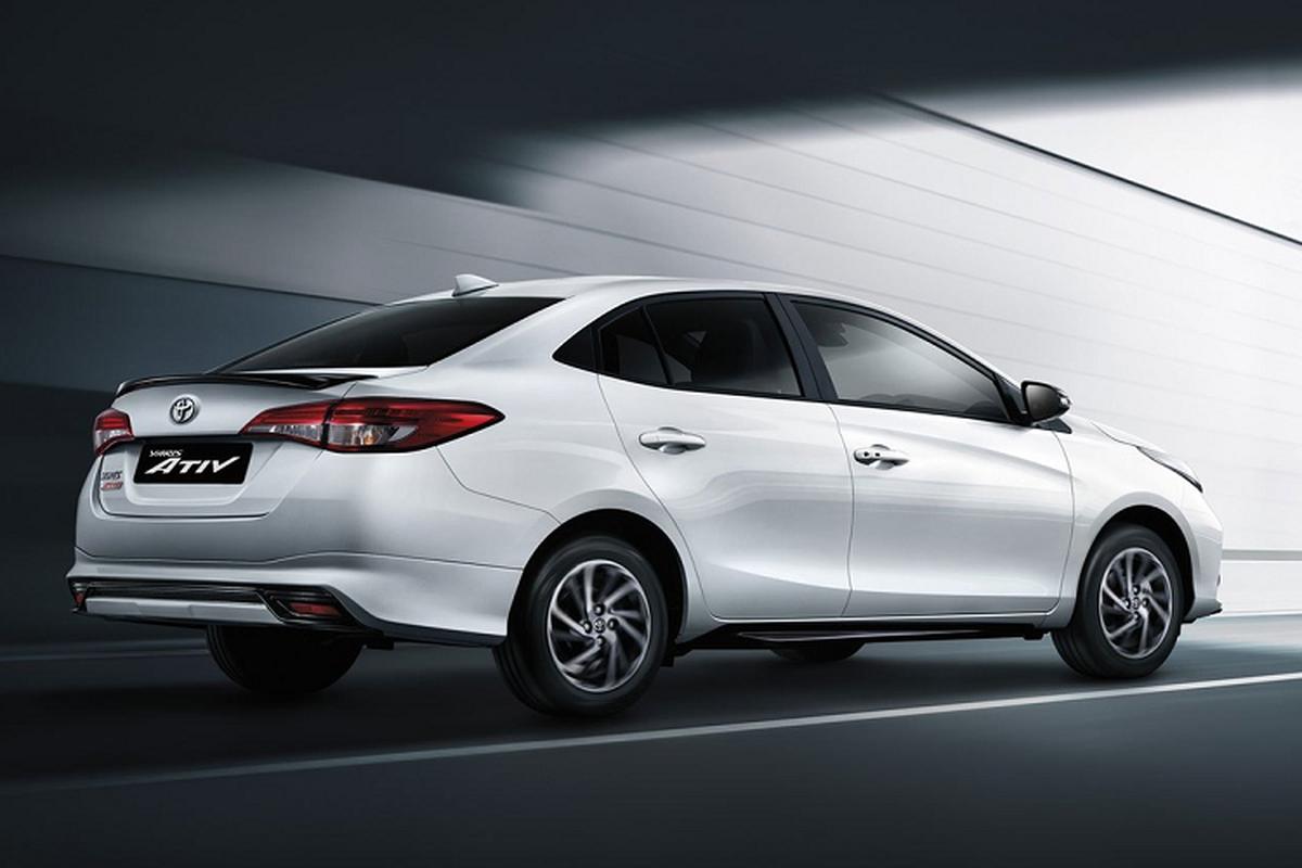Toyota Yaris 2021 tu 400 trieu dong tai Thai, sap ve Viet Nam?-Hinh-8