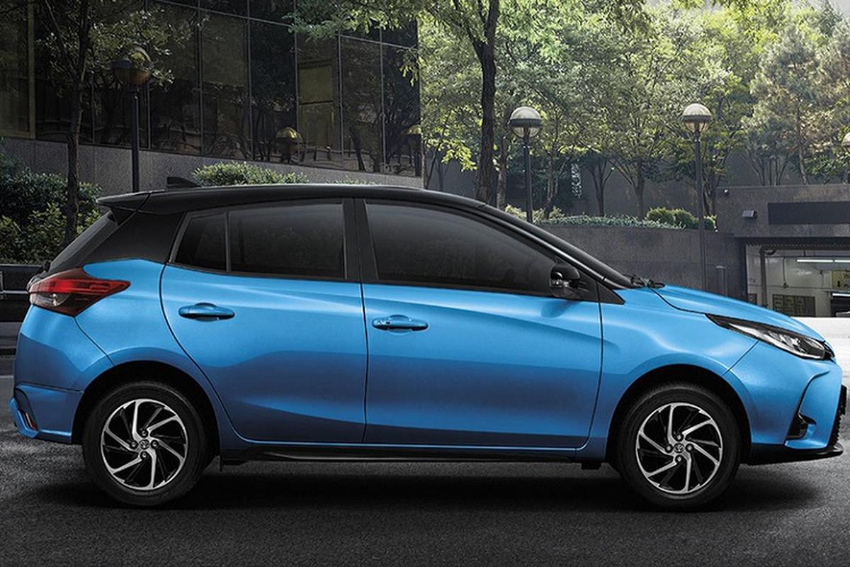 Toyota Yaris 2021 tu 400 trieu dong tai Thai, sap ve Viet Nam?-Hinh-9