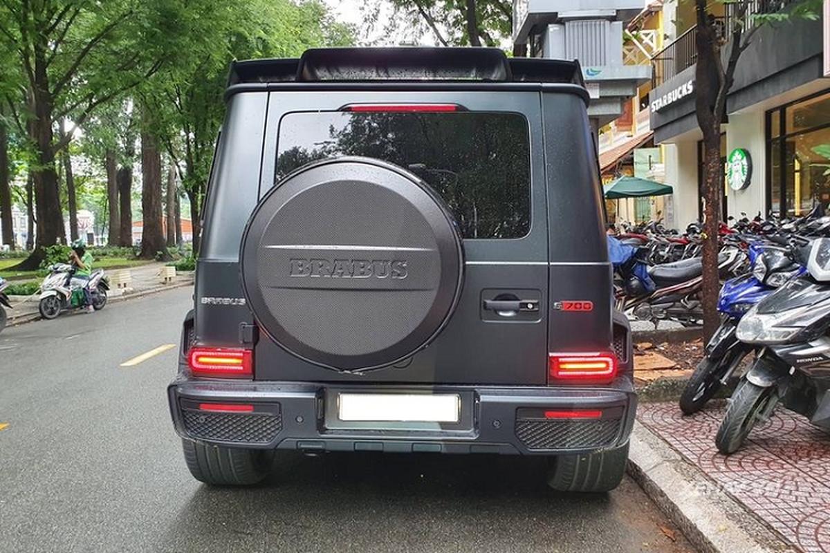 "Mercedes-AMG G63 Edition 1 do Brabus ""kich doc"" tai Viet Nam-Hinh-6"