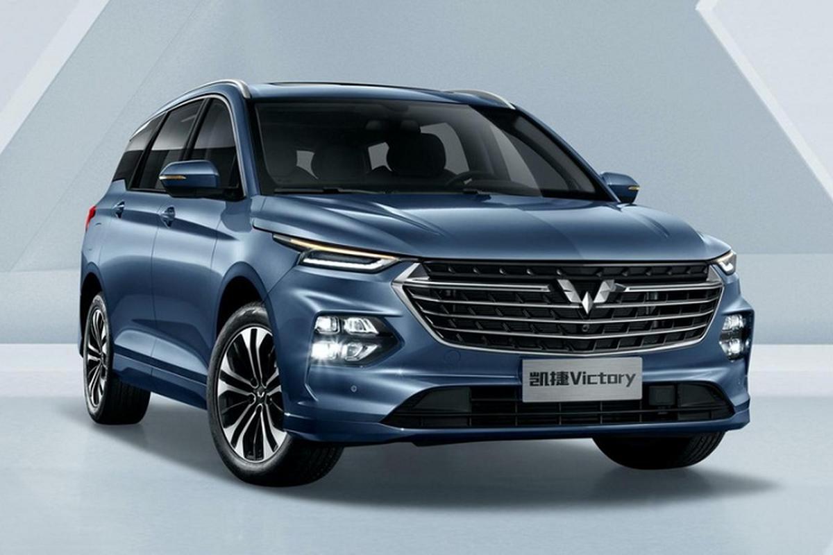 MPV Wuling Victory 2021 cua Trung Quoc,