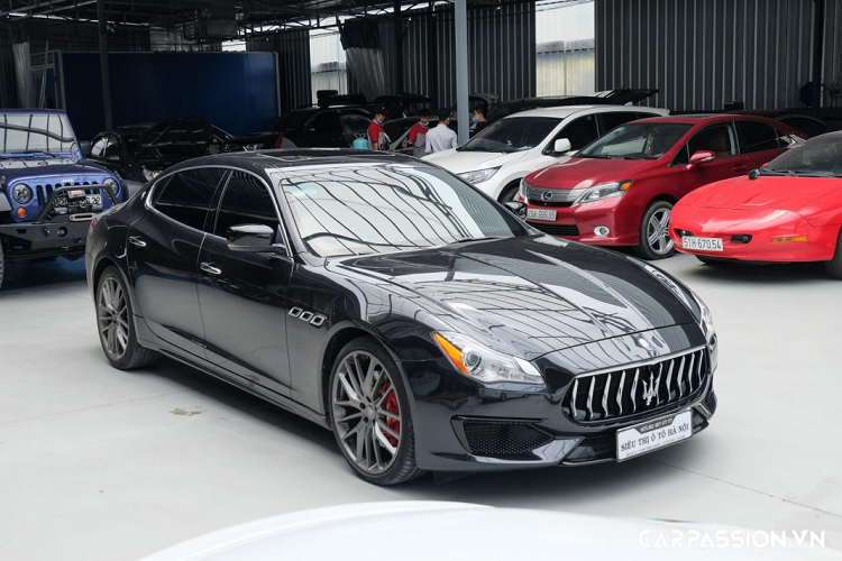 Can canh Maserati Quattroporte S Q4 hon 3 ty tai Viet Nam-Hinh-3