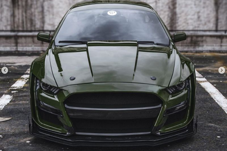 """Ford Mustang Shelby GT500 let dat khien dan tinh """"phat dien""""-Hinh-2"""