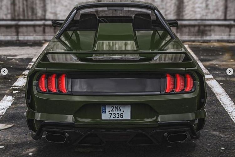 """Ford Mustang Shelby GT500 let dat khien dan tinh """"phat dien""""-Hinh-4"""