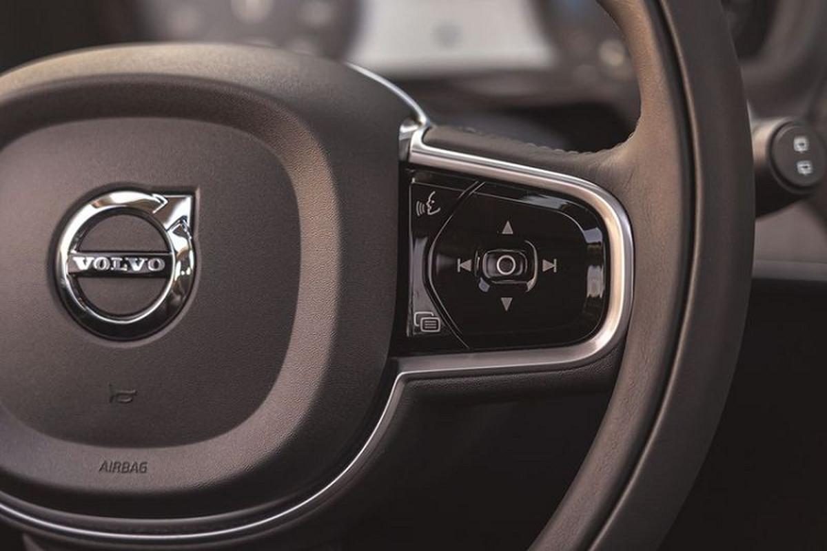 Volvo XC90 T8 2020 - SUV 7 cho sang trong, tien nghi va toi gian-Hinh-4