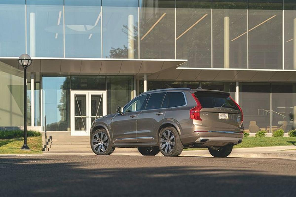 Volvo XC90 T8 2020 - SUV 7 cho sang trong, tien nghi va toi gian-Hinh-5