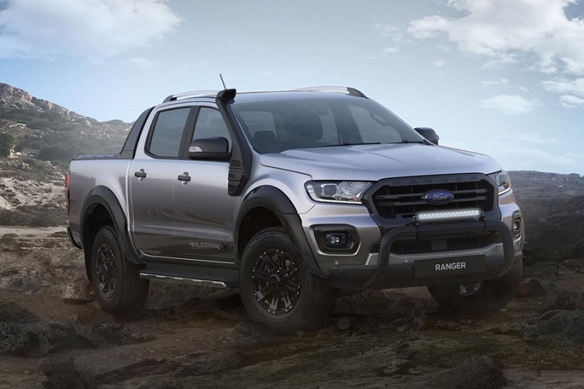 Ban tai Ford Ranger Wildtrak X 2020 ra mat tai Australia-Hinh-2