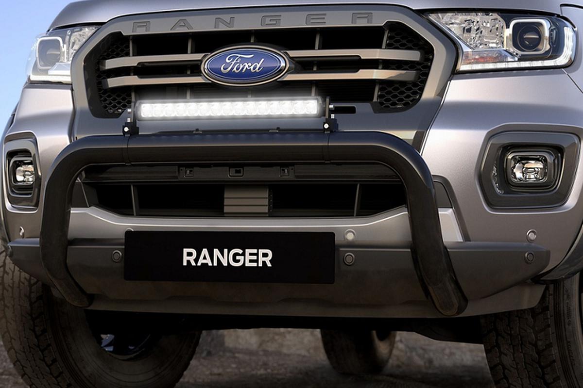 Ban tai Ford Ranger Wildtrak X 2020 ra mat tai Australia-Hinh-3
