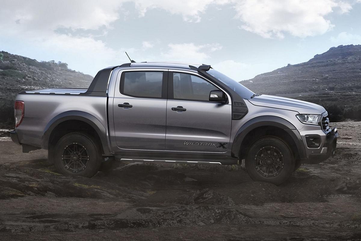 Ban tai Ford Ranger Wildtrak X 2020 ra mat tai Australia-Hinh-4