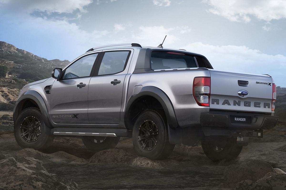 Ban tai Ford Ranger Wildtrak X 2020 ra mat tai Australia-Hinh-5