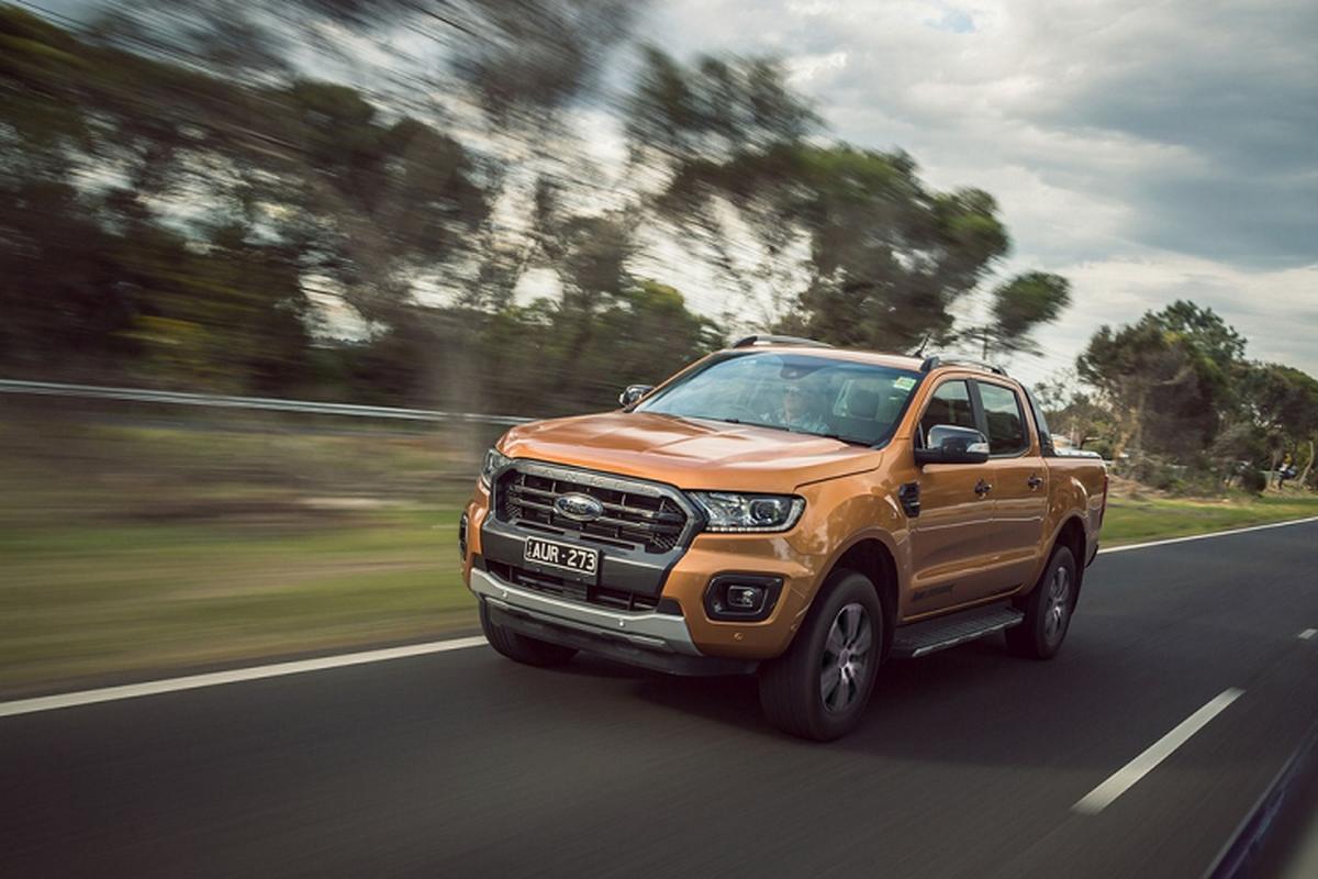 Ban tai Ford Ranger Wildtrak X 2020 ra mat tai Australia-Hinh-7