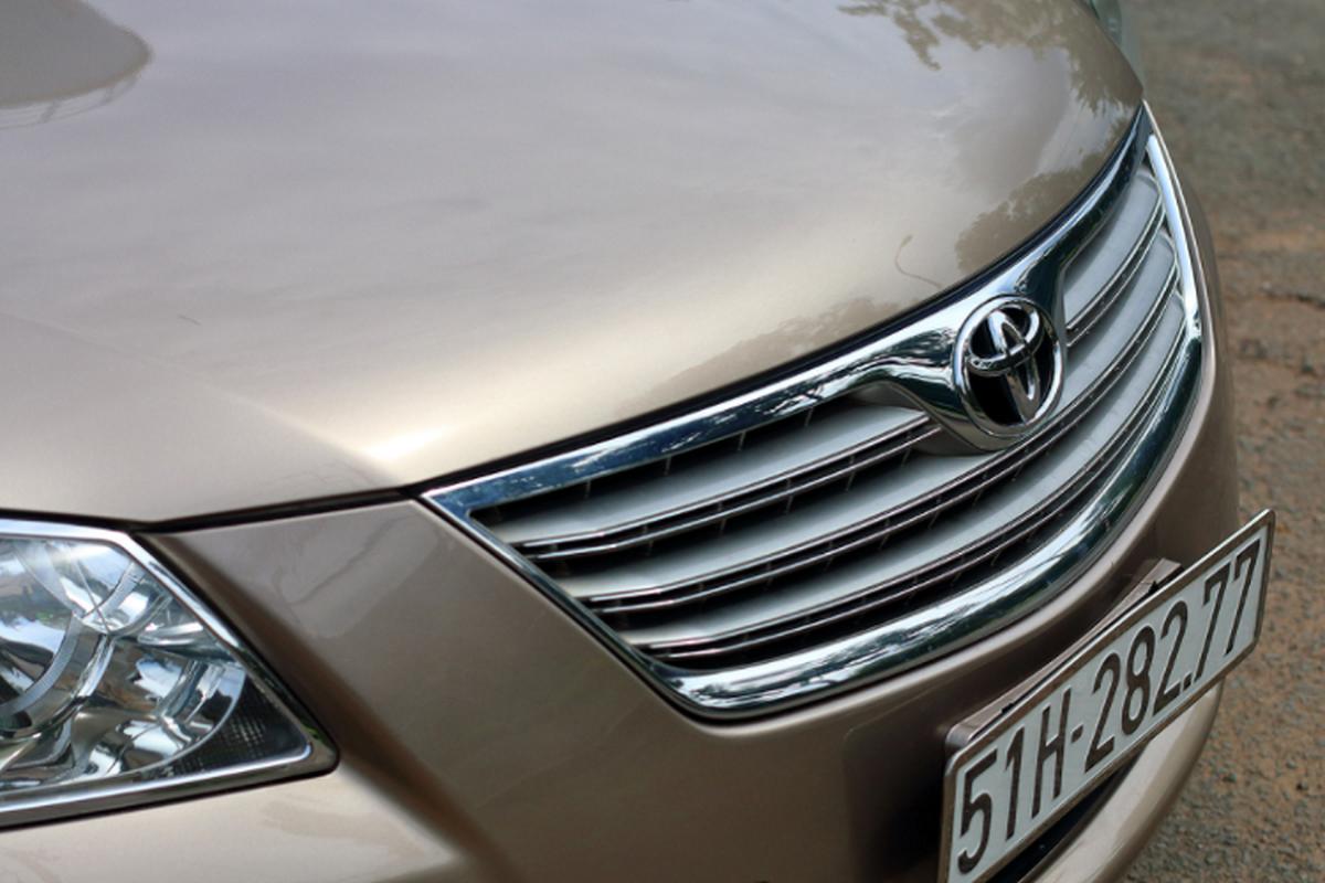"Toyota Camry 3.5Q 2007, xe ""nha giau"" mot thoi chi 500 trieu-Hinh-5"
