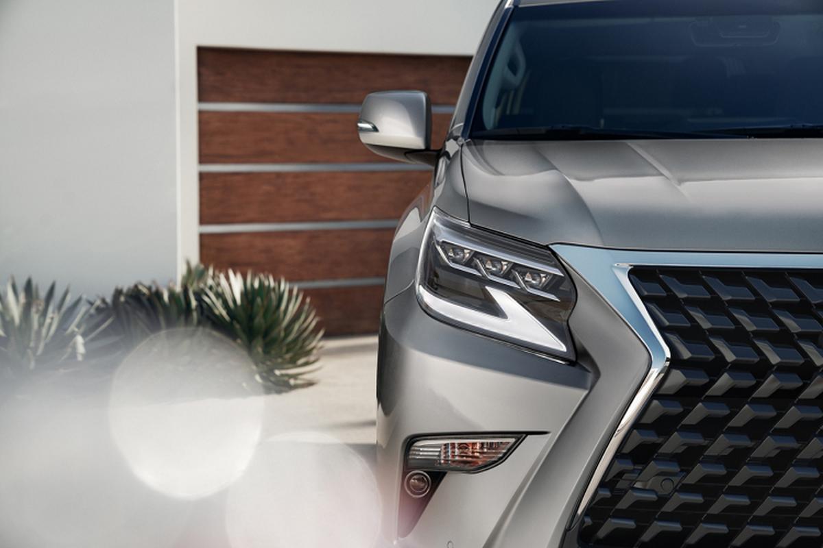 Lexus GX 460 2021 nang cap it, khien nguoi dung