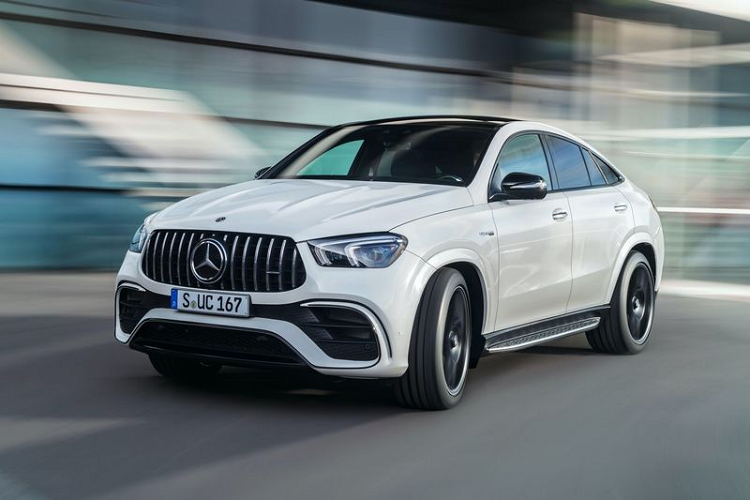 Mercedes-AMG GLE 63 S Coupe 2021 tu 2,69 ty dong tai My