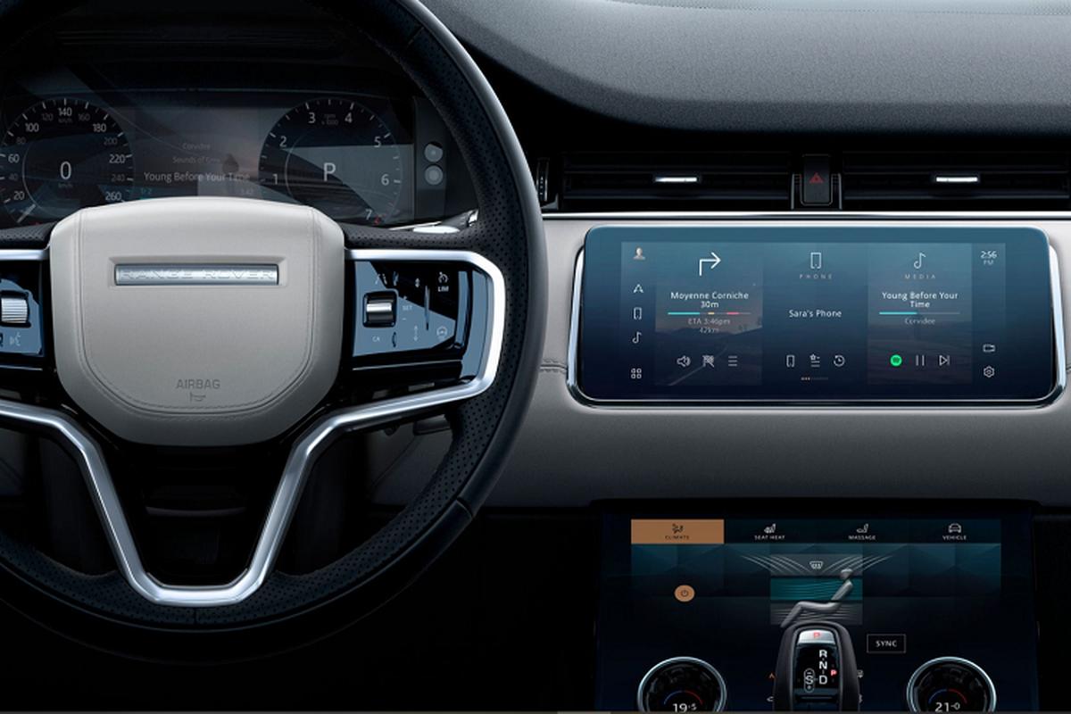 Range Rover Evoque 2021 them dong co va cong nghe gi?-Hinh-6
