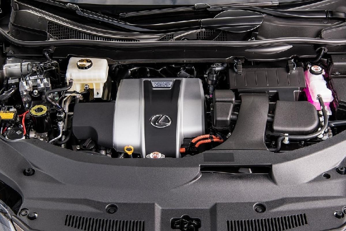 Ra mat Lexus RX 350 va RX 450h dac biet hon 1 ty dong-Hinh-9