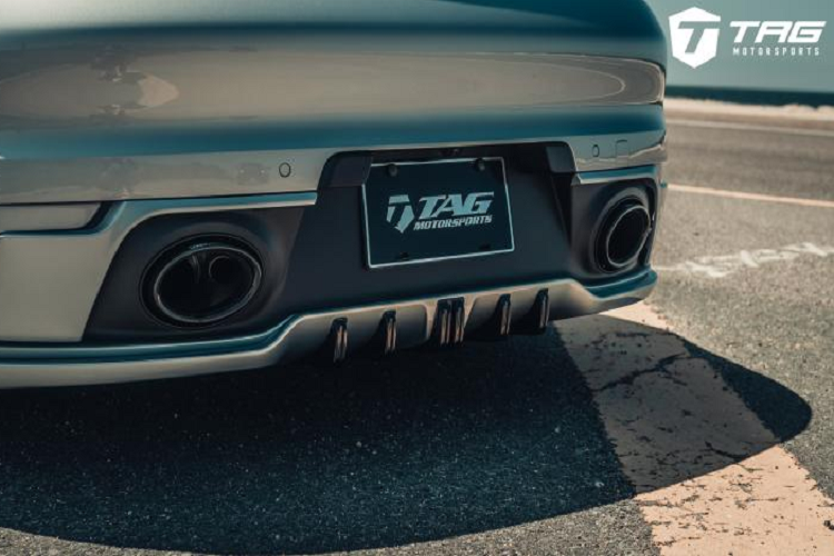 Ngam ban do Porsche 992 Cabriolet sieu chat tu TechArt-Hinh-8
