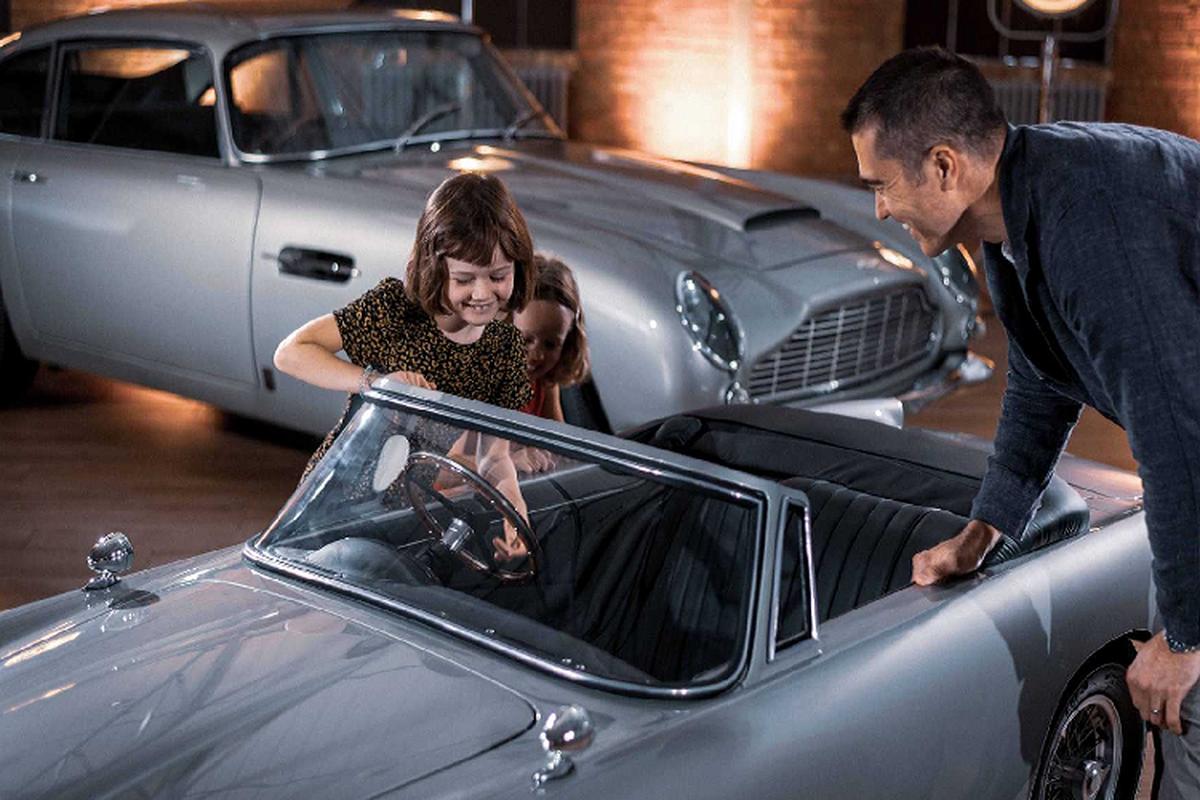 "Sieu xe Aston Martin DB5 Junior ""thieu nhi"" ban ra ca ty dong-Hinh-8"