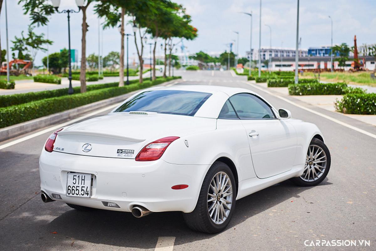 Lexus SC430 dung 12 nam, chao ban hon 1,6 ty o Sai Gon-Hinh-2
