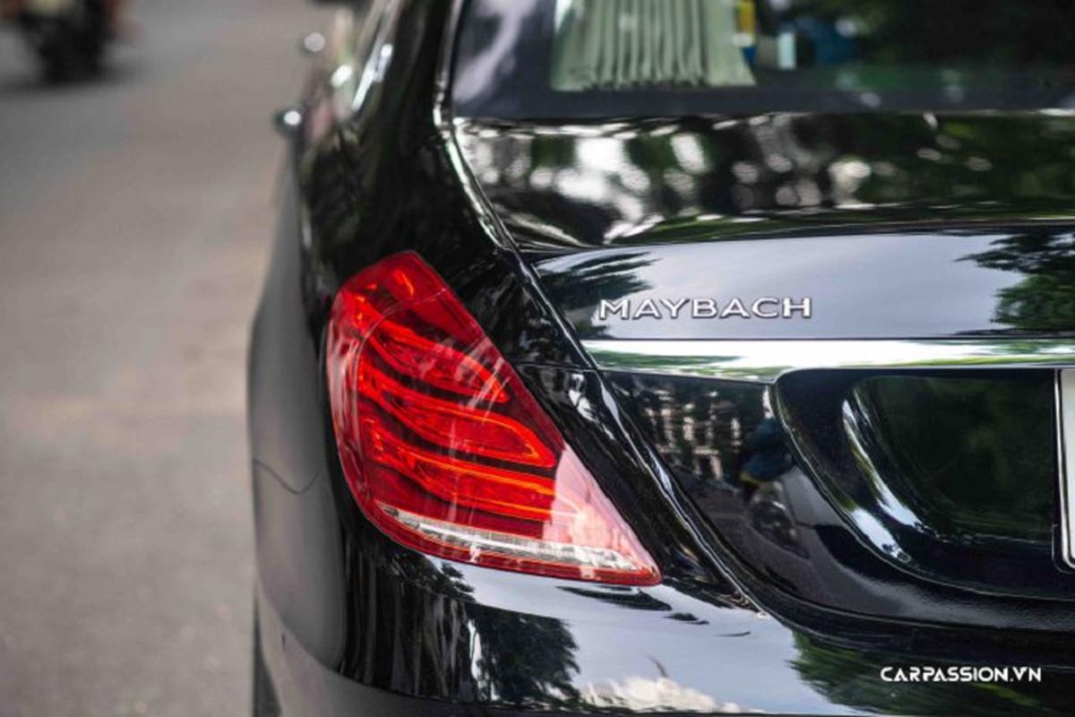 Chiem nguong Mercedes-Maybach S600 Pullman hon 34 ty o Ha Noi-Hinh-10